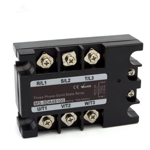Solid state relay SSR-100DA Featured Image