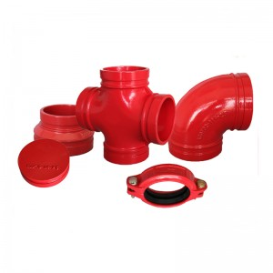 ductile fittings pipe wesi drawings Produsèn fittings pipe