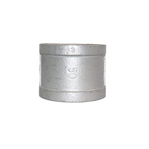 "BSPT malleable iron pipe fittings EN standard 2""sockets pipe fitting universal socket outlet"