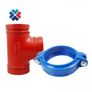 suppliers for cast iron and ductile iron pipes and fittings