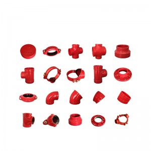 diameteripun fittings pipe ductile wesi gedhe ukuran manufaktur fittings pipe flanged