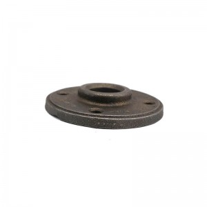 cast iron flanged fittings 2 inch pipe floor flange 4 black cast iron floor flange