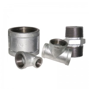 type of malleable iron galvanized iron pipe fittings ml pipe fitting manufacturing