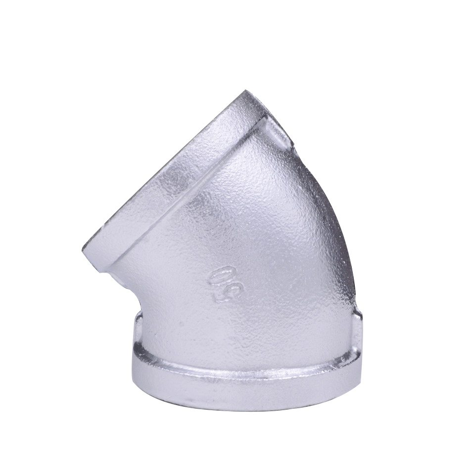 11 Years Manufacturer 45°Elbow for Jordan Manufacturer