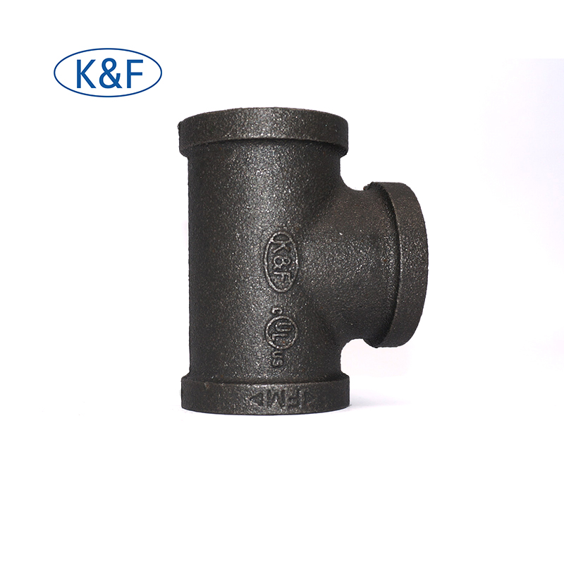 with stable quality side outlet tee equal tee tube fitting