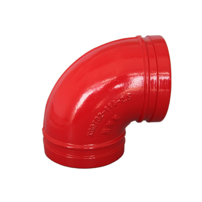 factory customized Grooved 90°Elbow to Azerbaijan Manufacturers
