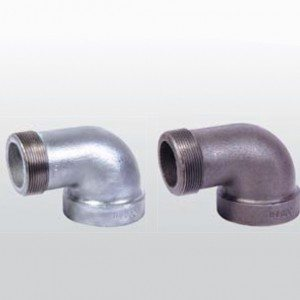 OEM Customized wholesale 90° Street Elbow for Latvia Manufacturers