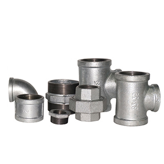 Galvanized Hlau Fittings