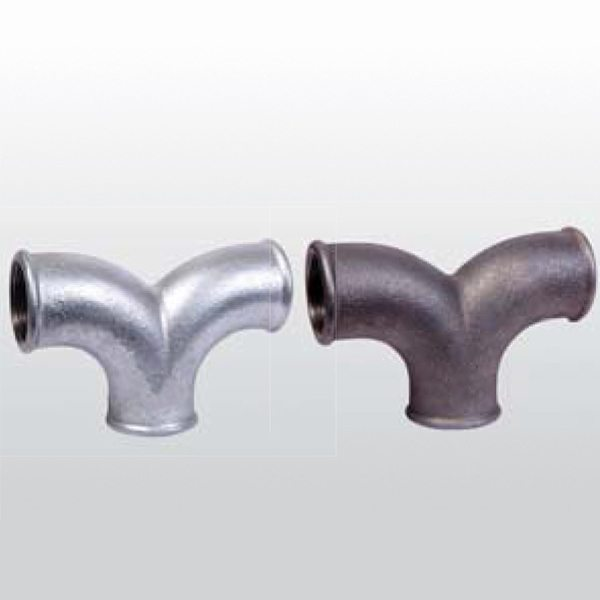 Bottom price for Twin Elbow to Romania Manufacturers detail pictures