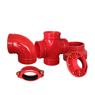 Grooved Pipe Fitting