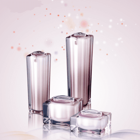 Factory Outlets Portable Cosmetic Sub Bottle Set For Travel With Plastic Case Featured Image