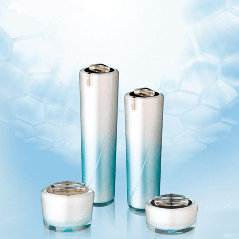 Short Lead Time for Plastic Cosmetic Tube Packing -