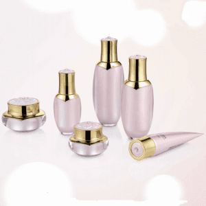 New Fashion Design for Cosmetic 30ml Bamboo Mist Spray Bottle With Glass Inner