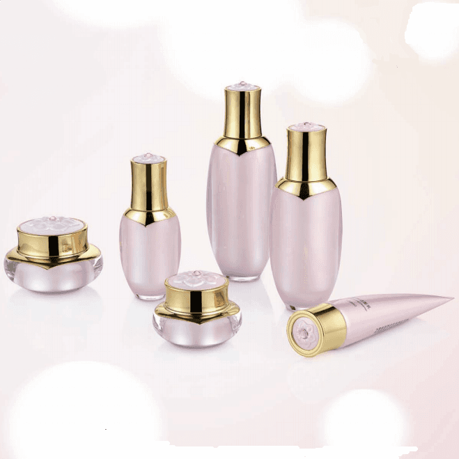 Factory Cheap Lotion Bottle Cosmetic -