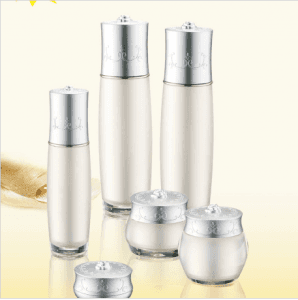 High Quality 10ml Plastic Skincare Packaging Eye Cream Bottle For Syringe