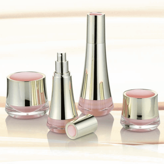 Renewable Design for Cosmetic Airless Bottle -