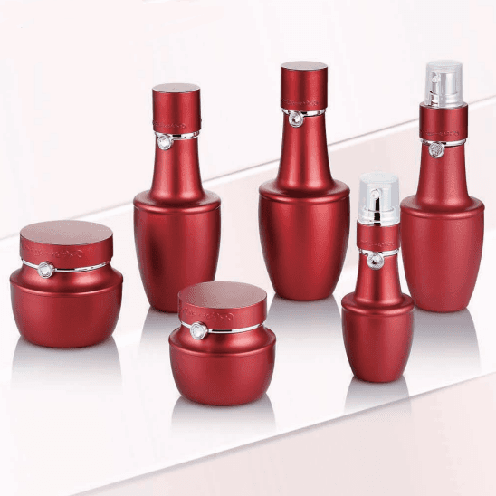 OEM/ODM Manufacturer Cream Bottle Cosmetic -