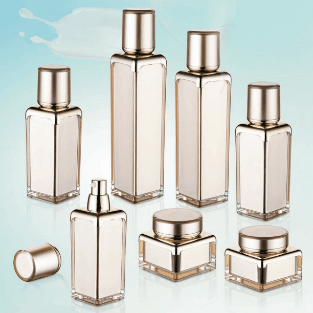Low price for Palace Style Cosmetic Bottle -