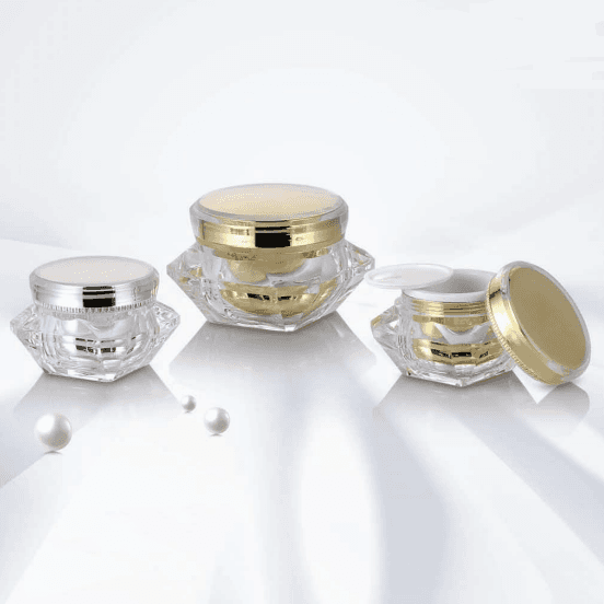 Professional Design Metal Applicator Eye Cream -