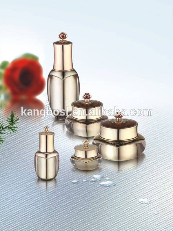 China New Product Glass Roll On Bottle For Cosmetic Package -