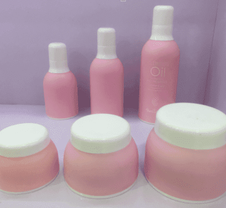Factory selling Face Wash Bottle -