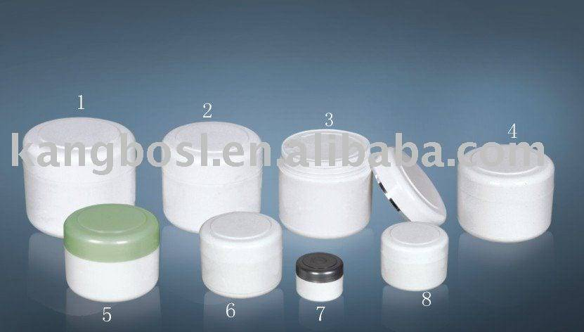 Quality Inspection for Small Blue Glass Bottle -