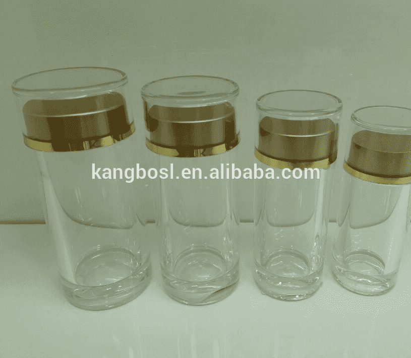 OEM Manufacturer Packaging Bottle For Cream -