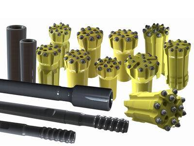 Ordinary Discount Rock Button Bits - Bench drilling – Kat