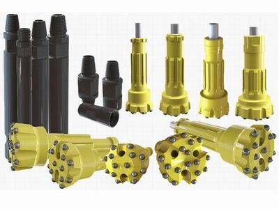 Manufacturer of Thread Drill Bit Set - Down The Hole Hammer – Kat
