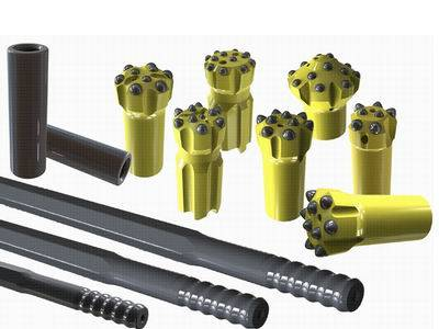 "Manufactur standard 12 1/4\"" Rock Bits - Drifting and Tunnelling – Kat"