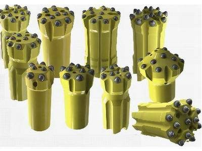 PriceList for Overburden Drilling Tools - Thread button bits – Kat