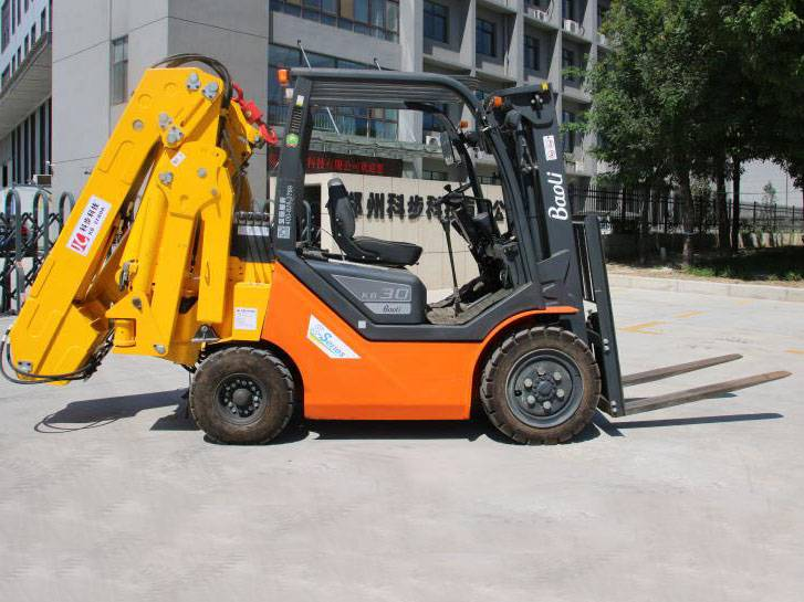 KBZ3.0 forklift crane Featured Image