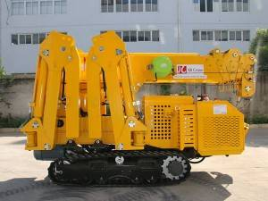 High reputation Mobile Lift Crane -