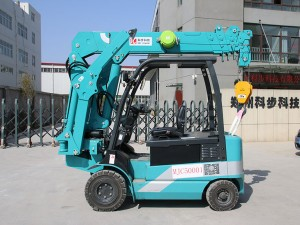 OEM Customized 5ton Spider Crane -