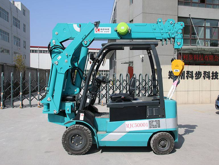KBE3.0 electric crane Featured Image