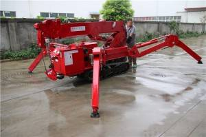 Competitive Price for Self-Propelled Scissor Lift -