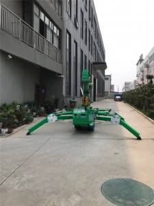 OEM manufacturer Articulated Booms Platform -