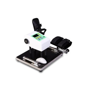 Ankle CPM rehabilitation equipment