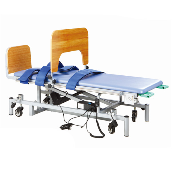 Fixed Competitive Price Medical Electric Patient Tilting Bed Rehabilitation Treatment Table Featured Image