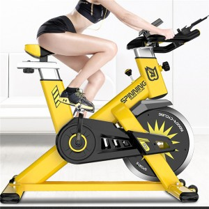 Hot sale Noiseless Fitness exercise bike home use