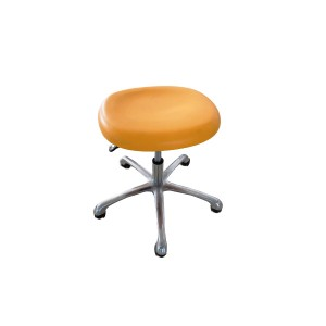 PU Leather Foam Hospital Stool