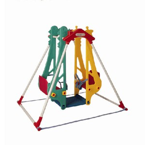 Children training swing