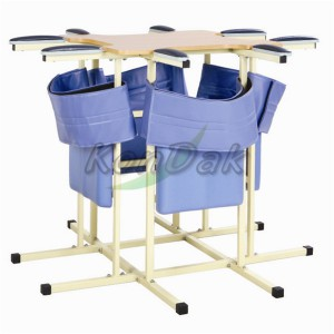 Standing upright frame four-person KD-ZLJ-02