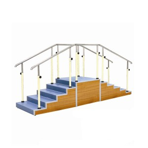 Cheapest Price Treatment Bed - Two-way training stair – Kondak Medical