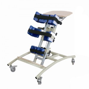 Manufacturer of Rehabilitation Bed - Children tilt standing frame – Kondak Medical