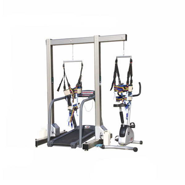 China Supplier Rehabilitation Standing Equipment - Double sides electric gait training frame – Kondak Medical