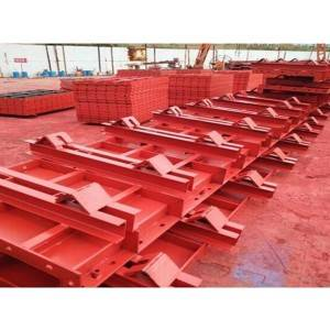 Building Construction Material Steel Templates Formwork