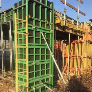 63 Steel Formwork for Construction