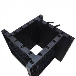 Adjustable Square Column Formwork
