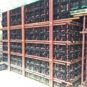 Construction Plastic Formwork